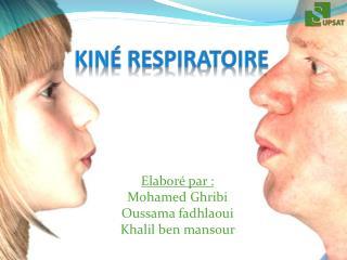 kiné respiratoire