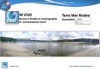 IN  VIVO Bureau d'études en océanographie  et  environnement marin