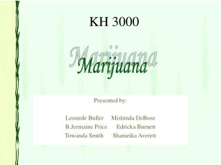 KH 3000
