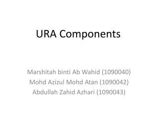 URA Components