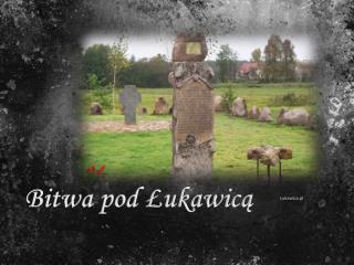 Bitwa pod Łukawicą