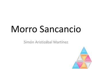 Morro Sancancio