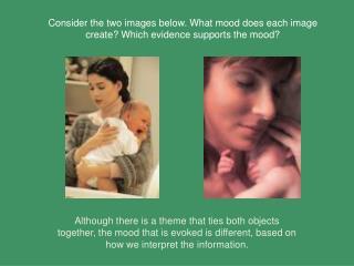Motherhood is:
