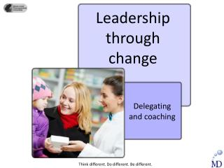 Leadership through change
