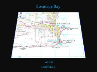 Swanage Bay.