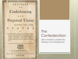 The Confederation