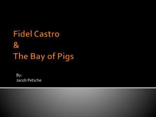 Fidel Castro & The Bay of Pigs