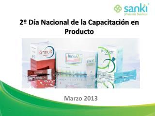 2� D�a Nacional de la Capacitaci�n en Producto