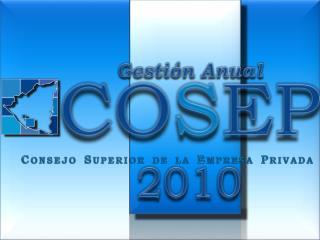 Gesti�n Anual CO S EP 2010
