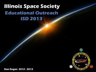 Educational Outreach ISD 2013