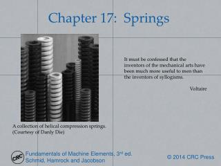 Chapter  17:  Springs