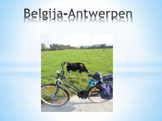 Belgija-Antwerpen