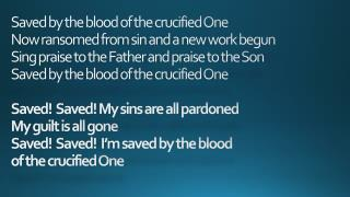 Saved by the Blood of the Crucified One
