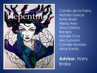 Camila de la Parra Natalia  Garcia Sofia  Israel Alexa Ares Ana Cristina Barajas Natalie Cruz