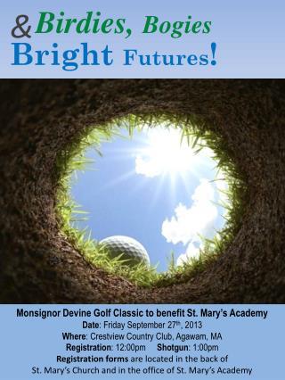 Bright  Futures !
