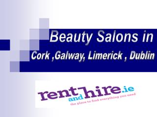 Beauty Salons Galway