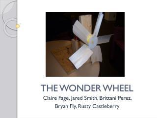 THE WONDER WHEEL