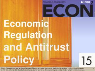 Types of Government Regulation