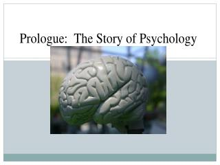 Psychology�s Roots