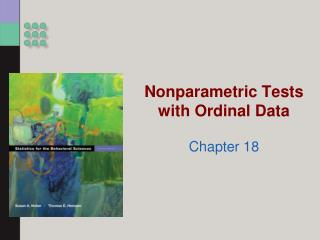Nonparametric Tests with Ordinal Data