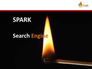 SPARK Search  Engine