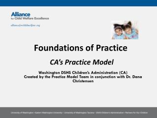 CA's Practice Model