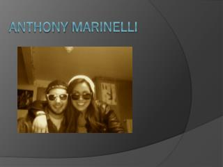 Anthony  Marinelli