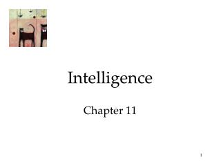 Intelligence Chapter 11