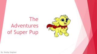 The  Adventures of  Super  Pup