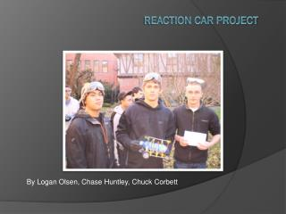 Reaction Car Project