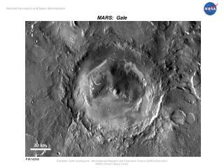 MARS:  Gale