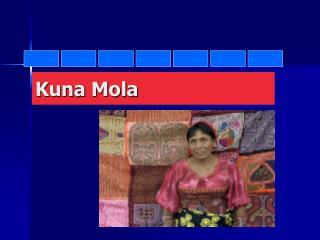 Kuna Mola