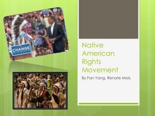 Native American Rights Movement