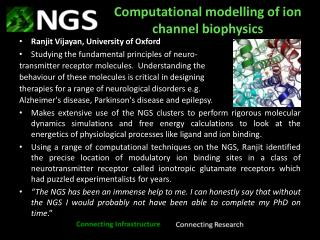 Computational modelling of ion channel biophysics