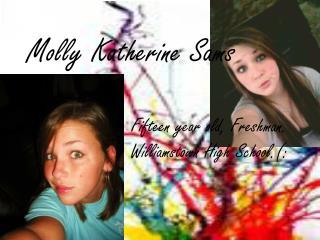 Molly Katherine Sams