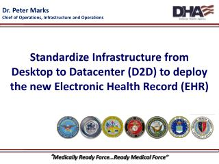 Standardize Infrastructure from