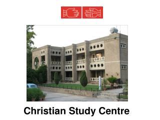 Christian Study Centre