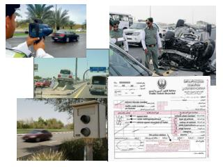 Today, speeding on roads is a major problem in the UAE. What are some solutions to this problem ?