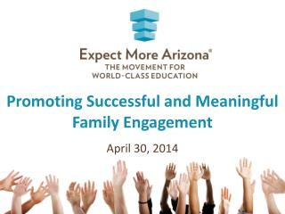 Promoting Successful and Meaningful Family Engagement