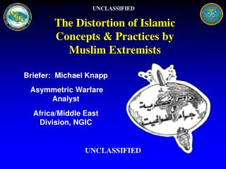 The Distortion of Islamic Concepts  Practices by Muslim ...