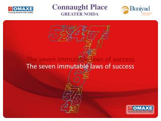 omaxe connaught place @ ph-+91-120-4500000 (100 lines)