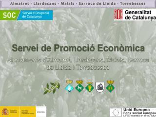 Servei de Promoció Econòmica