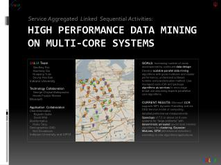 High Performance Data Mining On Multi-core systems
