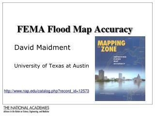 FEMA Flood Map Accuracy
