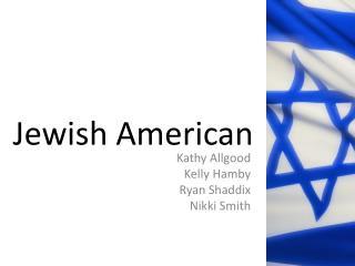Jewish American