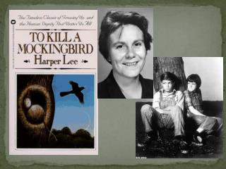 MYP UNIT: To Kill a Mockingbird