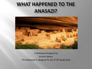What happened to the  anasazi ?