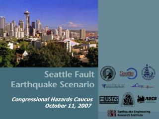 The Seattle Fault Earthquake Scenario and Preparing for Such ...