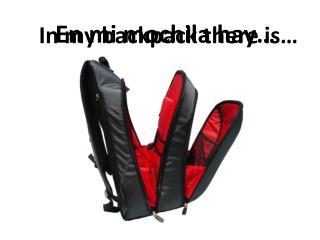 En mi  mochila  hay…