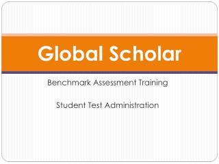 Global Scholar